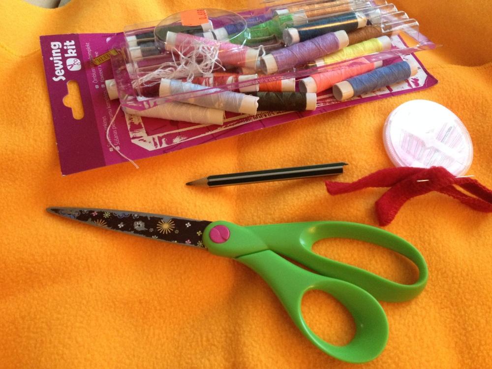 DIY - tee oma Koonule ise helkur-kaelarätik :) (2/6)