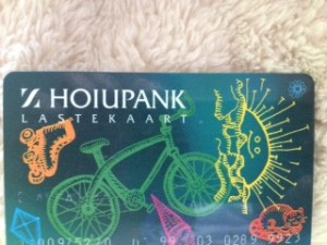 Pangakaart_Hoiupank