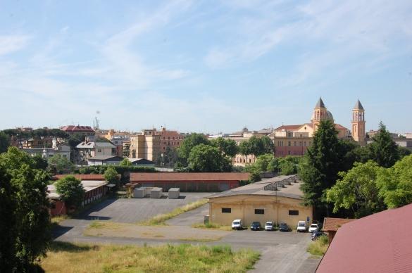 Vaade roomale viimase päeva hommikul meie hosti aknast
