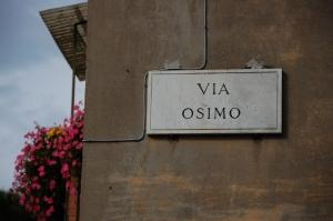 Via Osimo tänvasilt