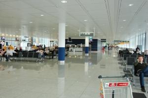 Müncheni lennujaama üks nurgake