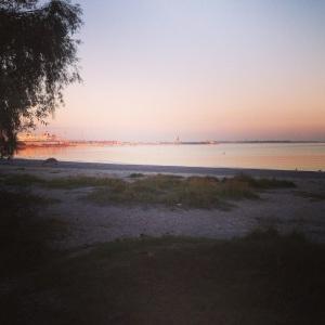 Päikesetõus merel