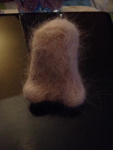 Koera keha, mis meenutab genitaali