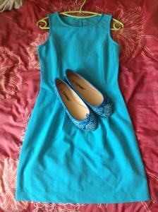 sinised kingad kleidil